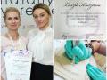 Nataliya Yeremenko-val a szálazott szemöldök tetoválás világhírű mesterével